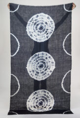 FIVE CIRCLES SHAMINA IN BLACK & IVORY