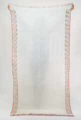 DERA SHAWL WITH EMBROIDERY