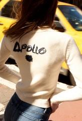 APOLLO PULLOVER IN CHALK & BLUES