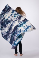 INK STAIN SHAWL